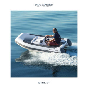 williams jet tenders brochure minijet